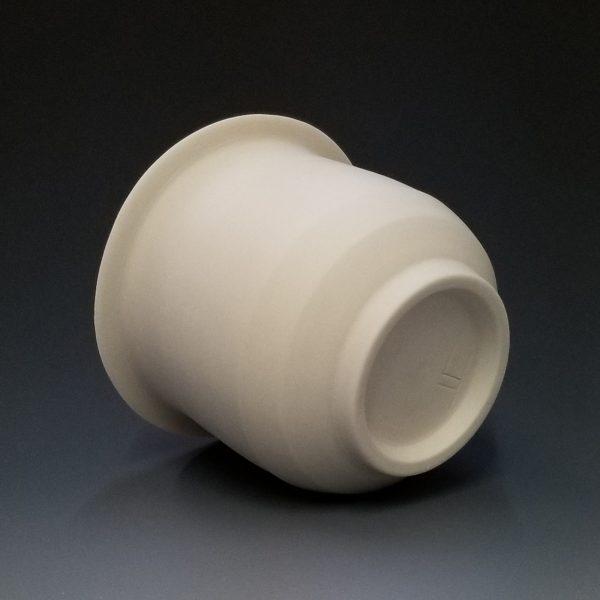 Joe Torke Porcelain Tumbler Bottom