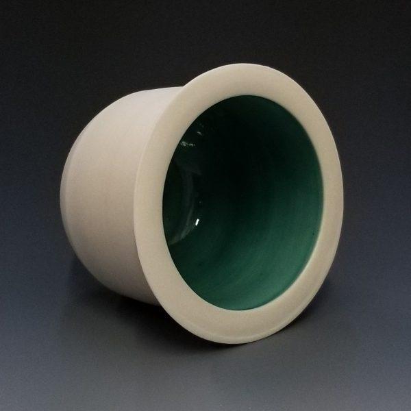 Joe Torke Porcelain Tumbler Top