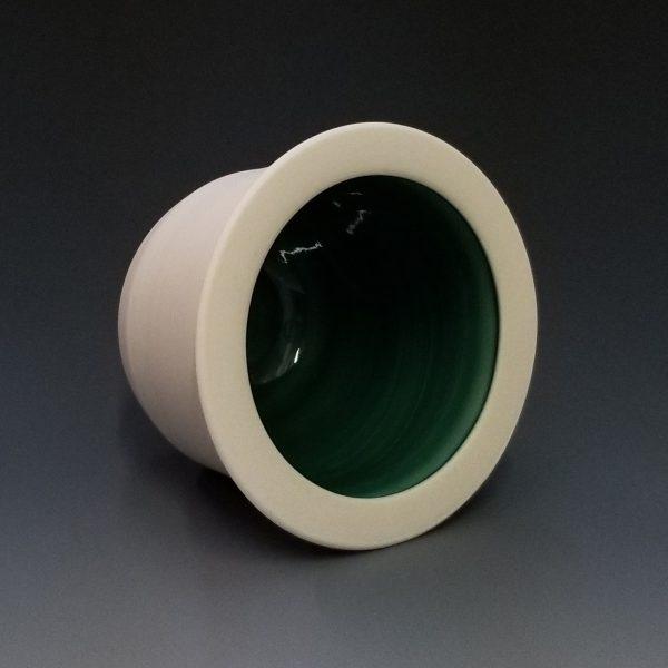 Joe Torke Porcelain Yunomi Top